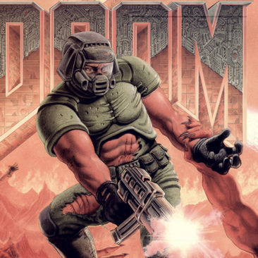 Doomed: 7 Years of Level Design