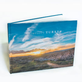 Turkey Photo Book - Varun Abhiram