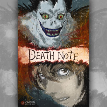 Death Note: Ryuk and Kira